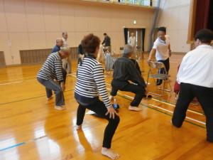 老人会 健康体操講座