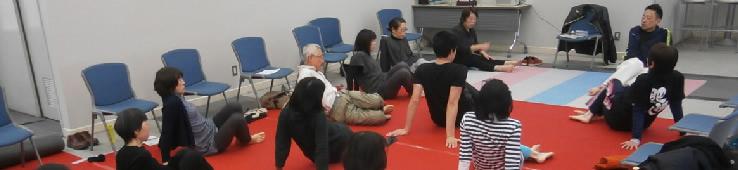 中高年の健康体操