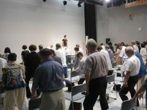 テレビ新広島 健康講座
